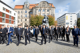 Chinese mayors in Magdeburg 2017