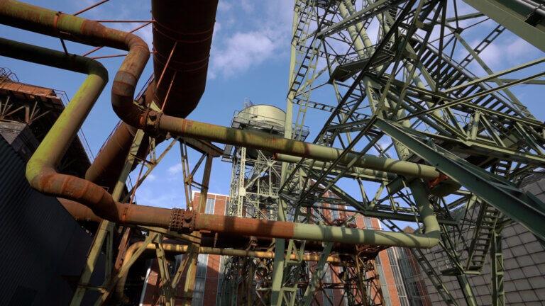 Sustainable Urban Renewal in Former Industrial Areas