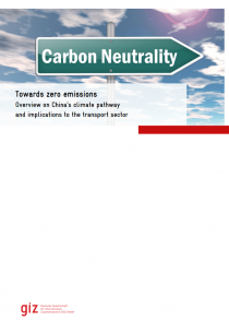 Towards zero emissions